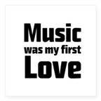 Music Was My First Love