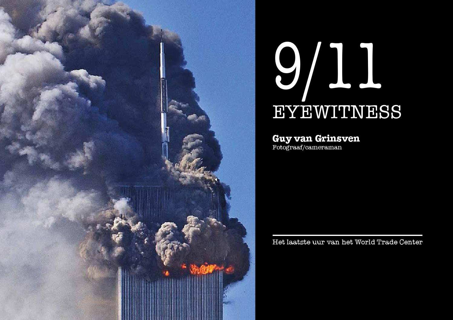 Guy van Grinsven over 9/11