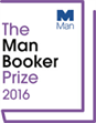 Logo Man Booker Prize