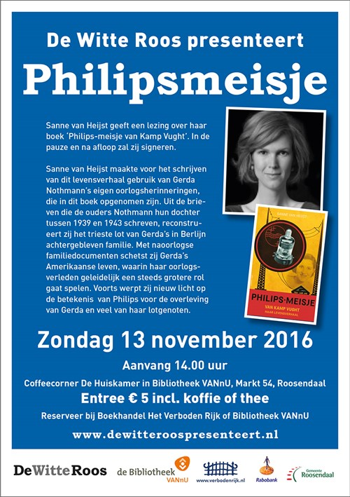 WR Flyer Philipsmeisje 2016 DEF