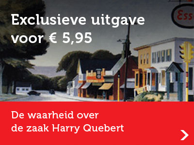De waarheid over de zaak Harry Quebert voor 5,95