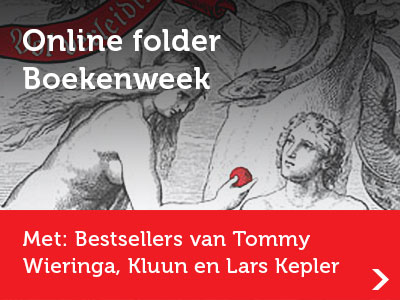 Boekenweek folder Libris 2017