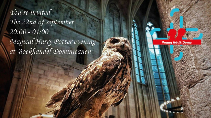 Magical Harry Potter evening NO MORE TICKETS AVAILABLE!!!