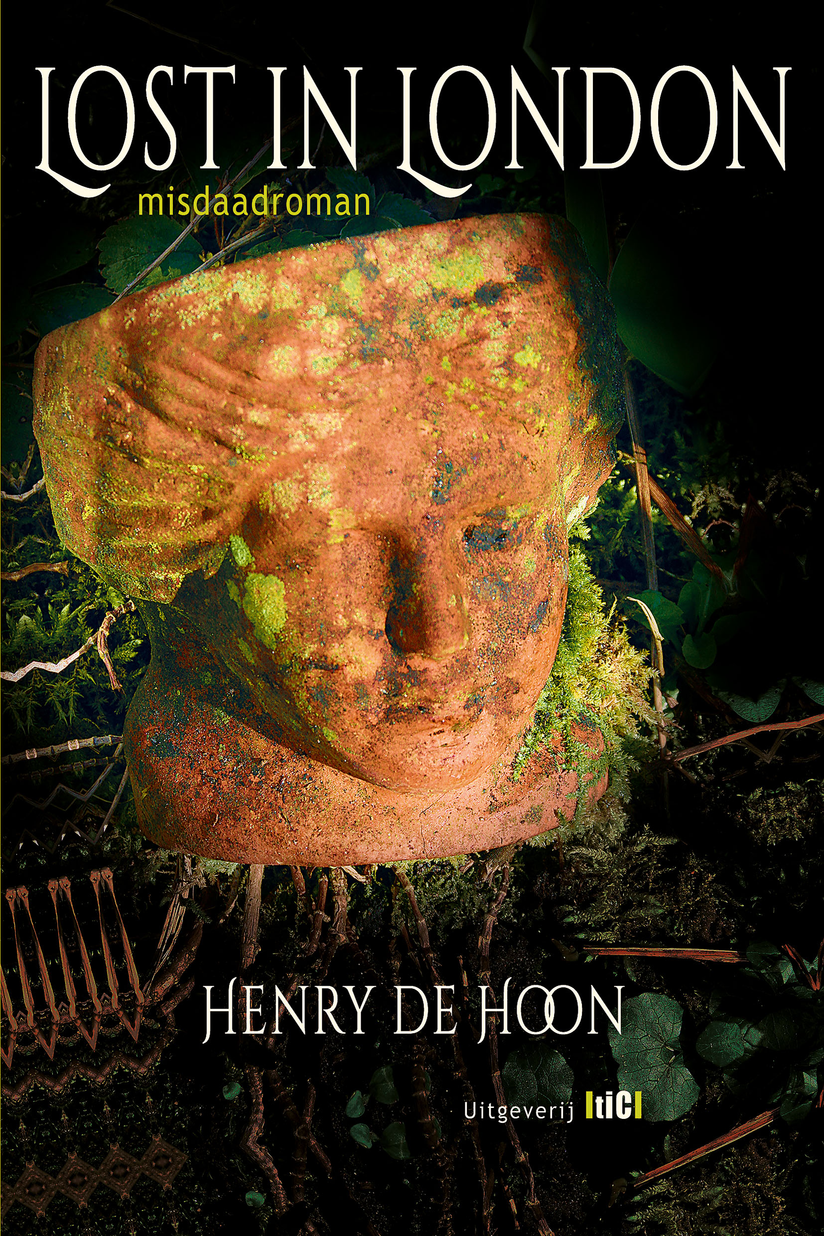 Presentatie thriller Henry de Hoon: Lost in London