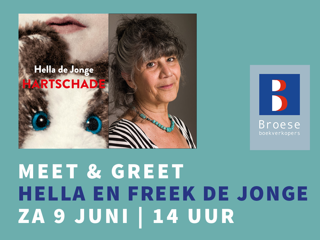Meet & Greet Hella en Freek de Jonge