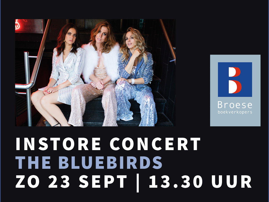 Instore concert The Bluebirds 'Sisters'