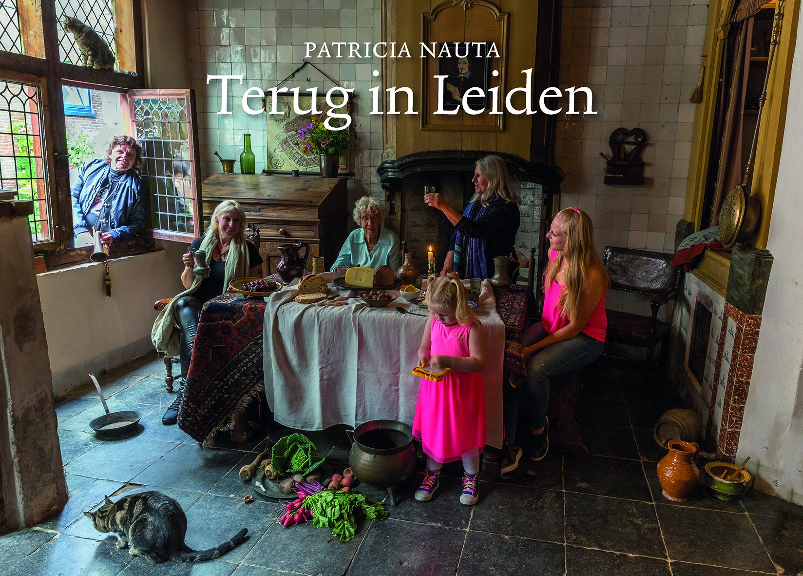 Patricia Nauta over Terug in Leiden