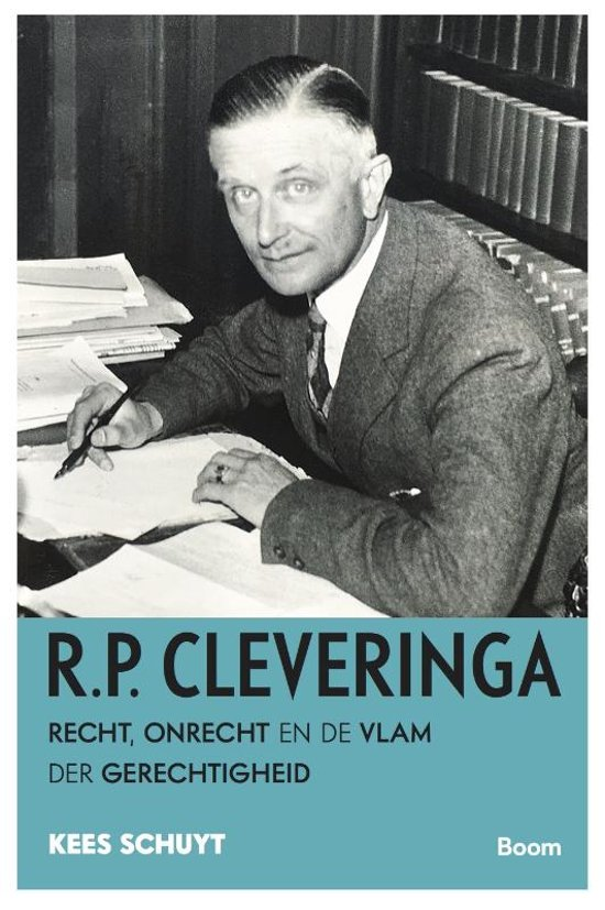 Lezing Kees Schuyt over R.P. Cleveringa