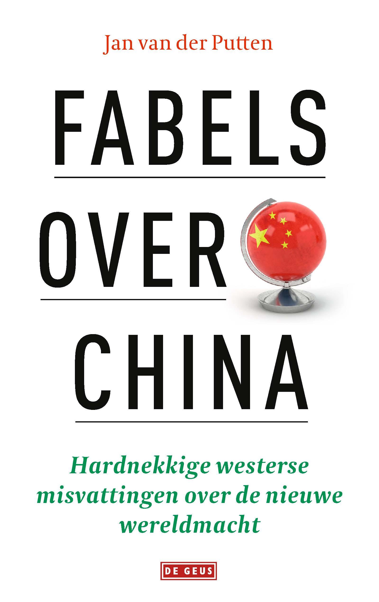In de etalage: Willem Offenberg in gesprek met Jan van der Putten over 'Fabels over China'